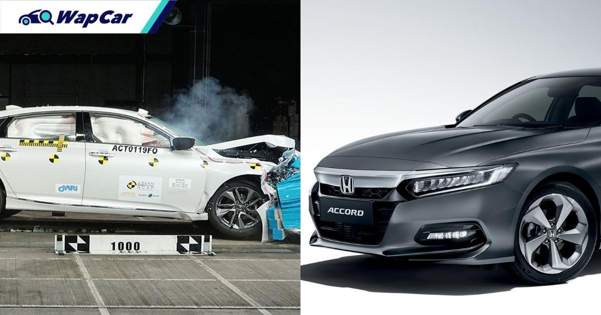 Skor ASEAN NCAP hampir penuh, Honda Accord kereta paling selamat untuk 2019-2020 01