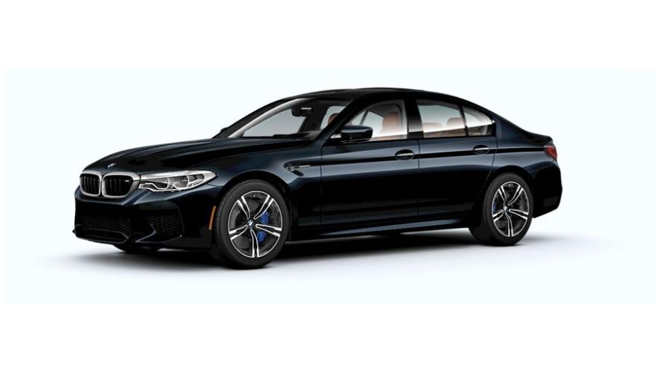 BMW M5 (2019) Others 008
