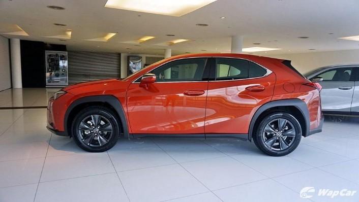 2020 Lexus UX 200 Urban Exterior 008