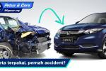 Tip beli kereta terpakai: 5 tanda kereta pernah terlibat kemalangan