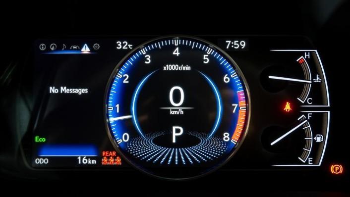 2019 Lexus ES 250 Luxury Interior 009