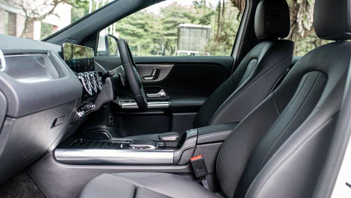 2021 Mercedes-Benz GLA 200 Interior 010