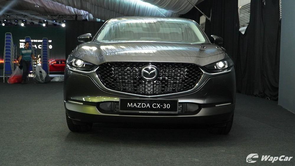 2020 Mazda CX-30 Exterior 021