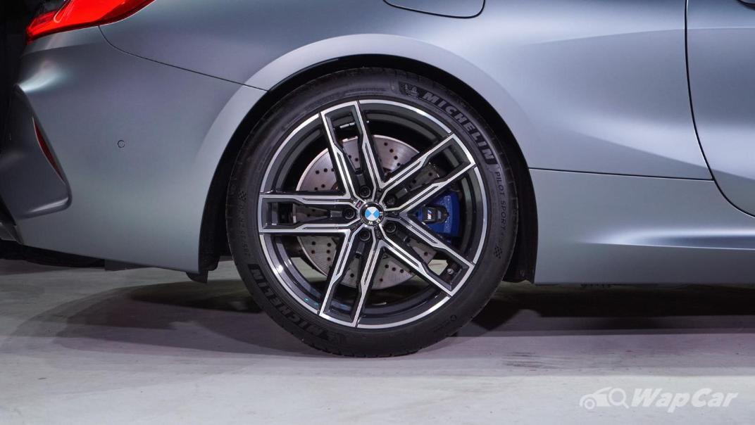 2020 BMW M850i xDrive Coupe Exterior 011