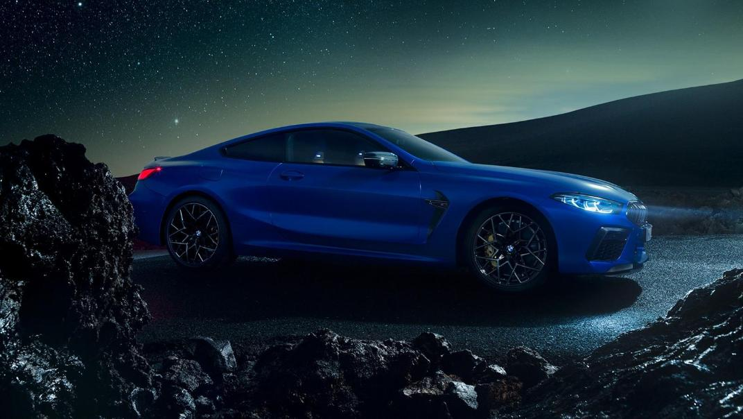 2020 BMW M850i xDrive Coupe Exterior 021