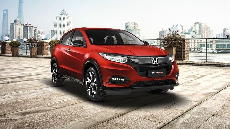 Honda HR-V (2019) Exterior 002
