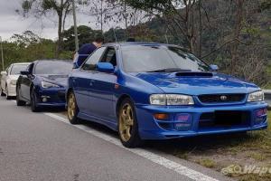 Barang Rare: Subaru Impreza GC 1999, juara lagenda rali WRC untuk dijual!