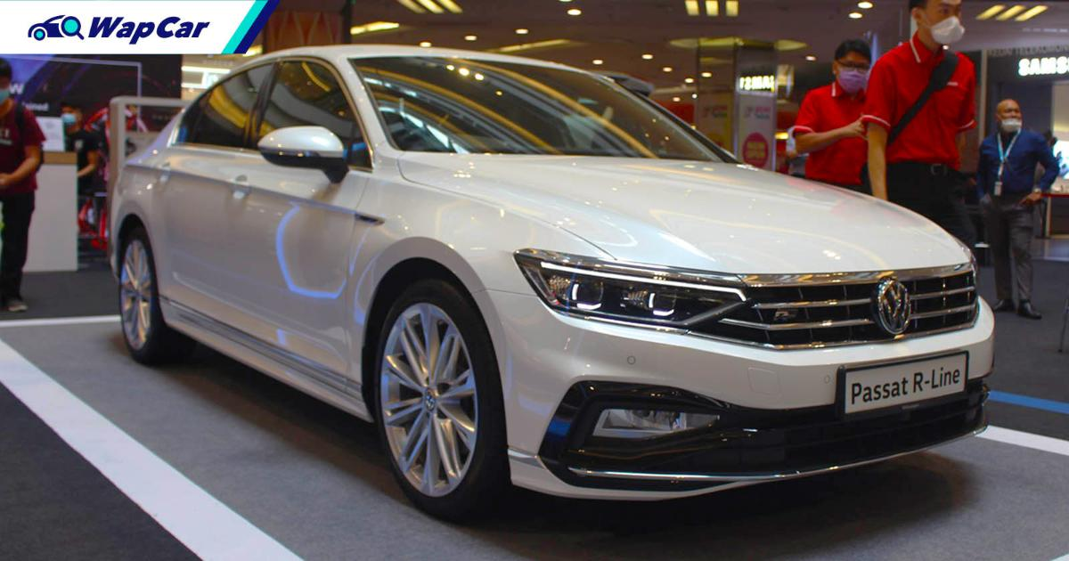 New 2020 Volkswagen Passat R-Line launched in Malaysia, from RM 203k 01
