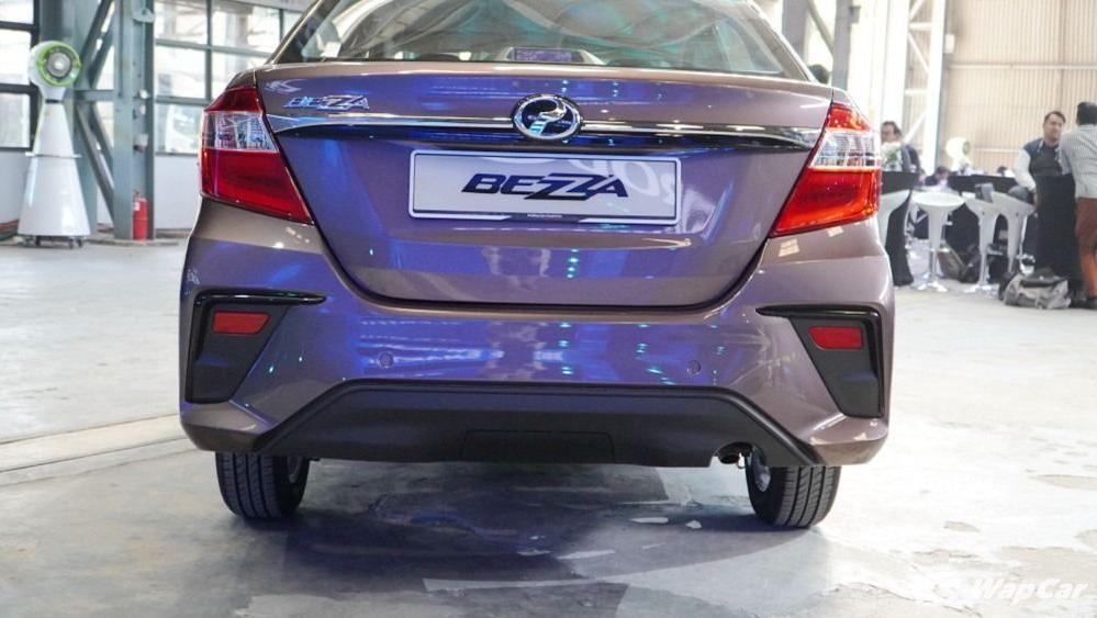 2020 Perodua Bezza 1.0 G (M) Exterior 022