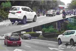 Spyshot: New Nissan Terra caught in Malaysia, launch imminent?