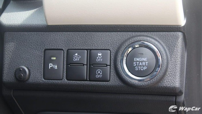 2019 Toyota Rush 1.5S AT Interior 007