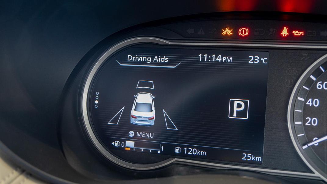 2020 Nissan Almera 1.0L VLT Interior 070