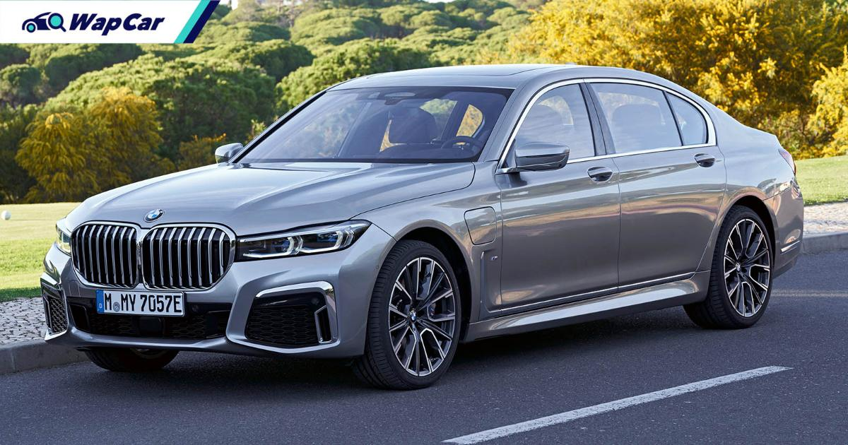 Malaysia set to introduce 2021 G12 BMW 740Le xDrive M Sport in April? 01