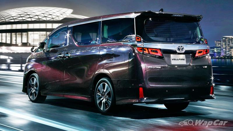New upgraded Toyota Alphard / Vellfire launching in May 2021, for Malaysia too 02