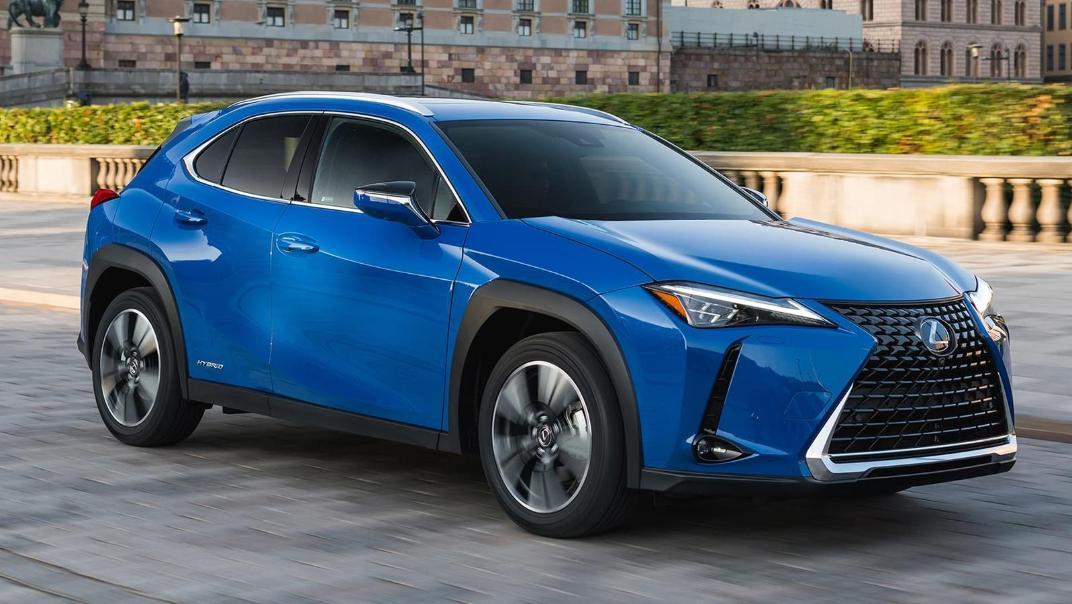 2020 Lexus UX Exterior 012