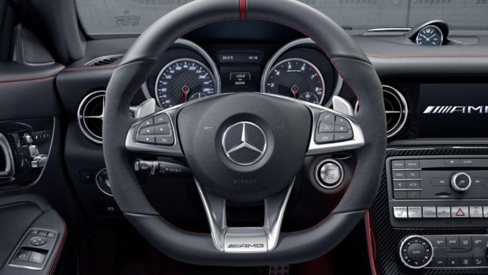 2018 Mercedes-Benz SLC AMG AMG SLC 43 Interior 002