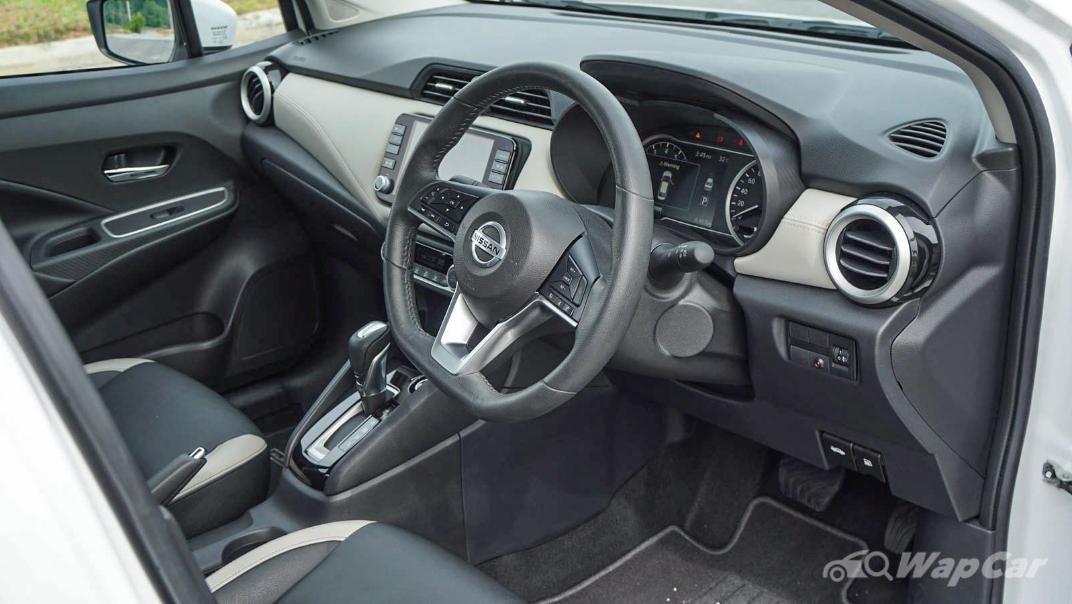 2020 Nissan Almera 1.0L VLT Interior 026