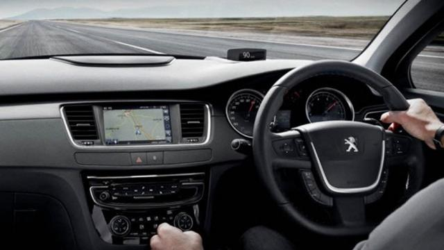 Peugeot 508 SW (2019) Interior 001