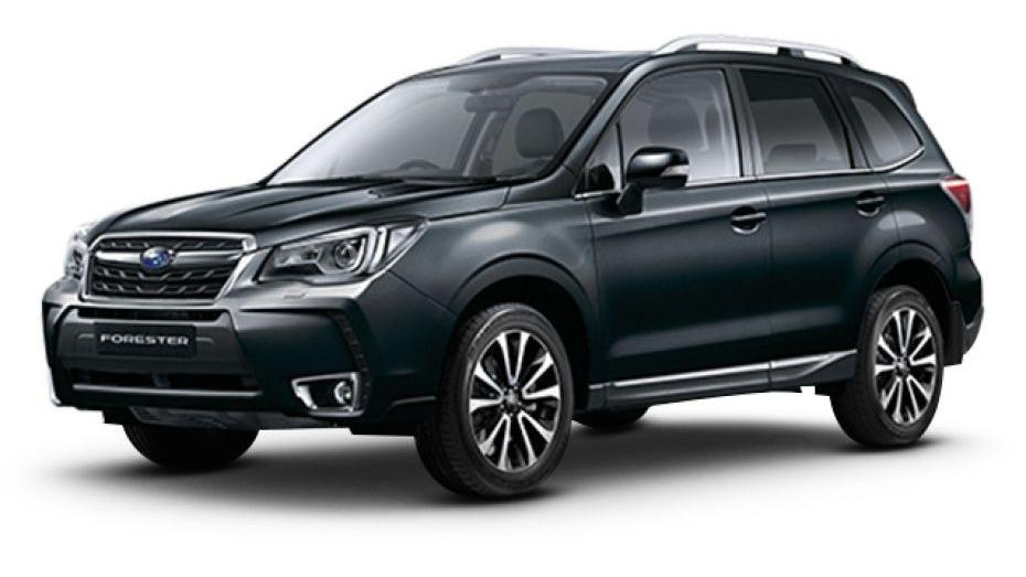 Subaru Forester (2018) Others 003