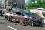 Lamborghini that crashed on Jalan Tun Razak was driven by workshop staff