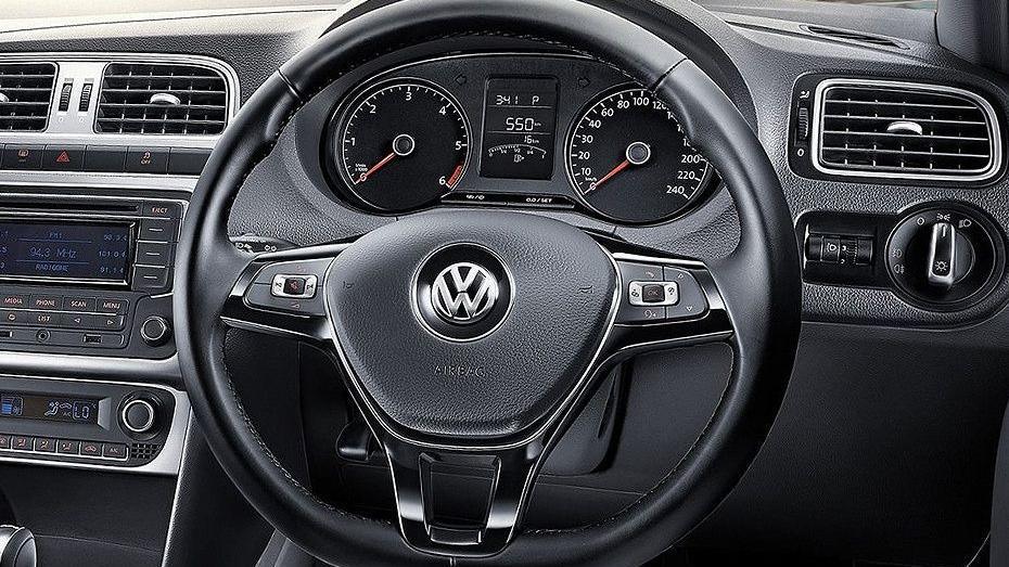 Volkswagen Vento (2018) Interior 003