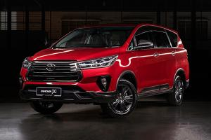 Priced from RM 111k, 2021 Toyota Innova facelift launched in Malaysia