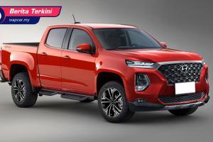 Trak pikap Hyundai: bakal saingi Toyota Hilux – pelancaran di Malaysia pada tahun 2023?