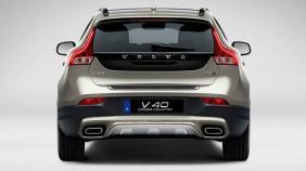 Volvo V40 (2018) Exterior 012