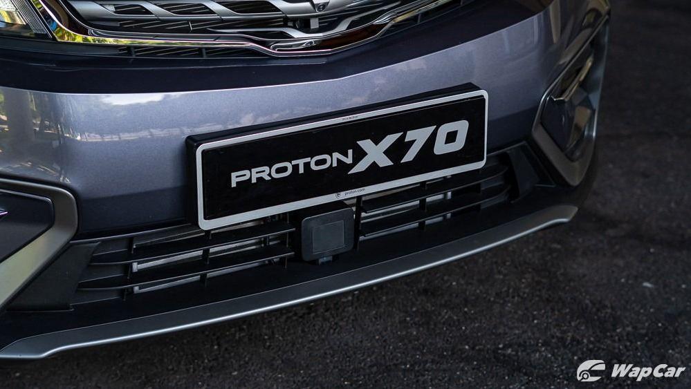 2020 Proton X70 1.8 Premium 2WD Exterior 038