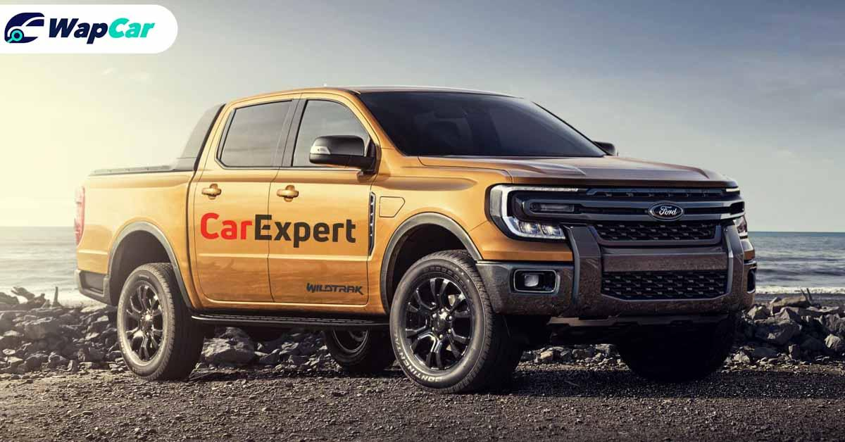 New 2022 Ford Ranger rendered, do you like what you see? 01