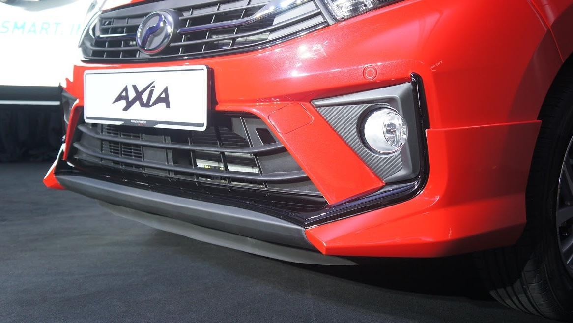 2019 Perodua Axia AV 1.0 AT Exterior 027