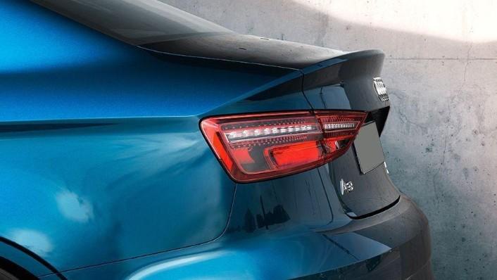 Audi A3 Sedan (2019) Exterior 007