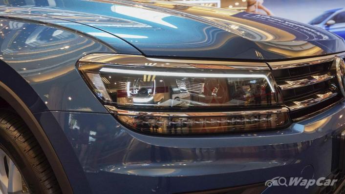2020 Volkswagen Tiguan Allspace 2.0TSI R-Line Exterior 008