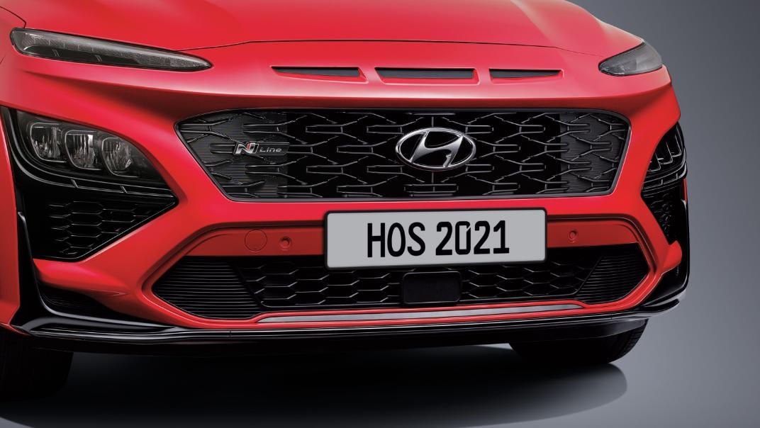 2021 Hyundai Kona 1.6 N Line Exterior 003