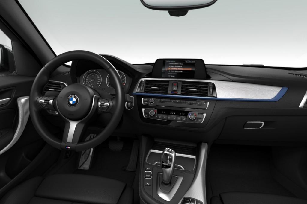 BMW 1 Series (2019) Interior 001