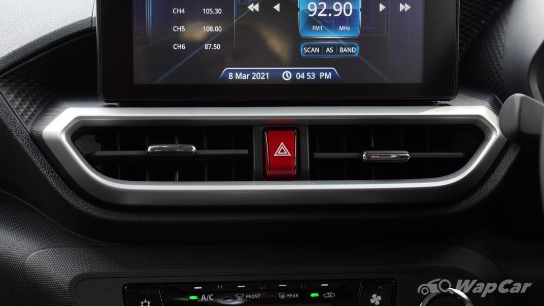 2021 Perodua Ativa 1.0L Turbo AV Special Metallic Interior 029