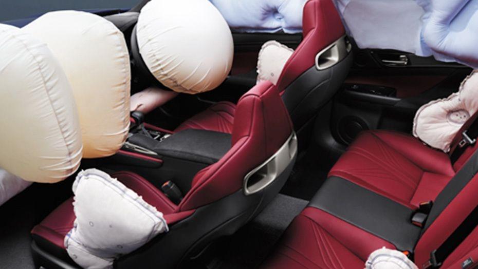 Lexus GS (2018) Interior 007