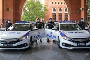 Adakah ini 4 kereta polis Malaysia yang terbaik?