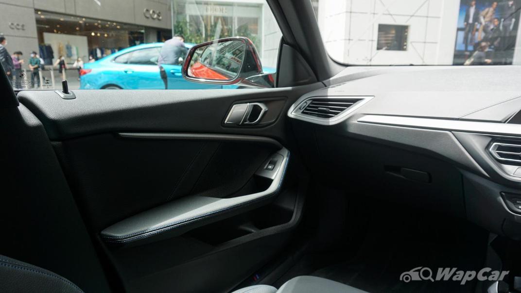 2020 BMW 2 Series 218i Gran Coupe Interior 064