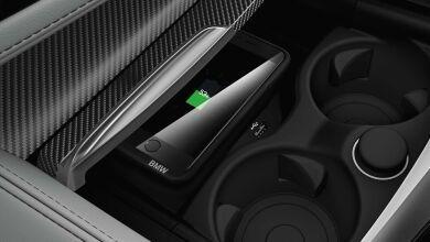 BMW M5 (2019) Interior 009