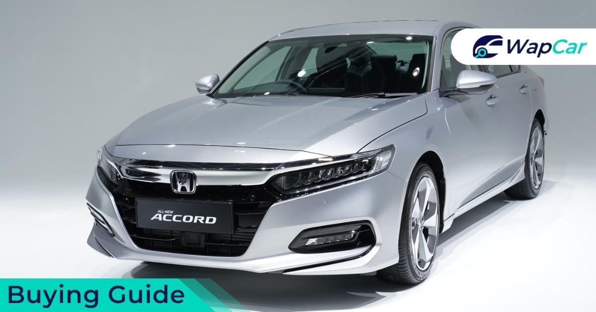 2020 Honda Accord buying guide