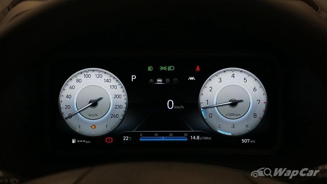 2021 Hyundai Kona 2.0 Active Interior 012
