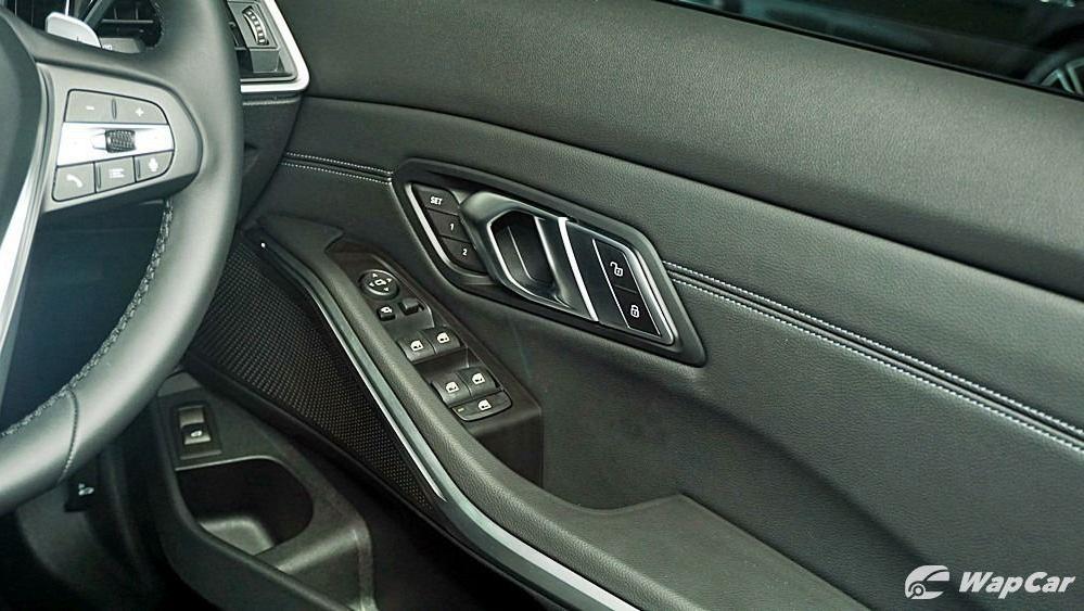 2020 BMW 3 Series 320i Sport Interior 130