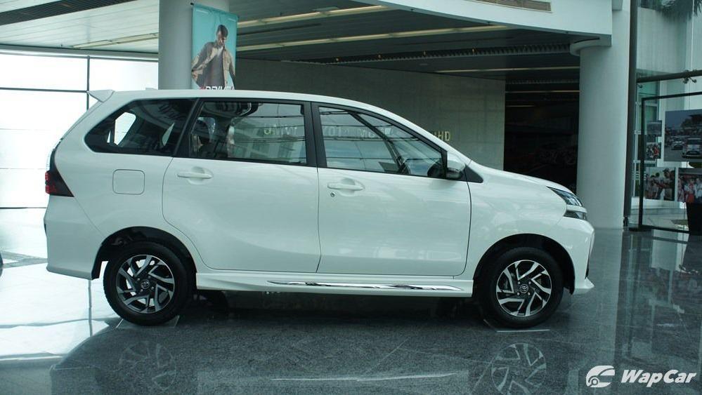 2019 Toyota Avanza 1.5S Exterior 004
