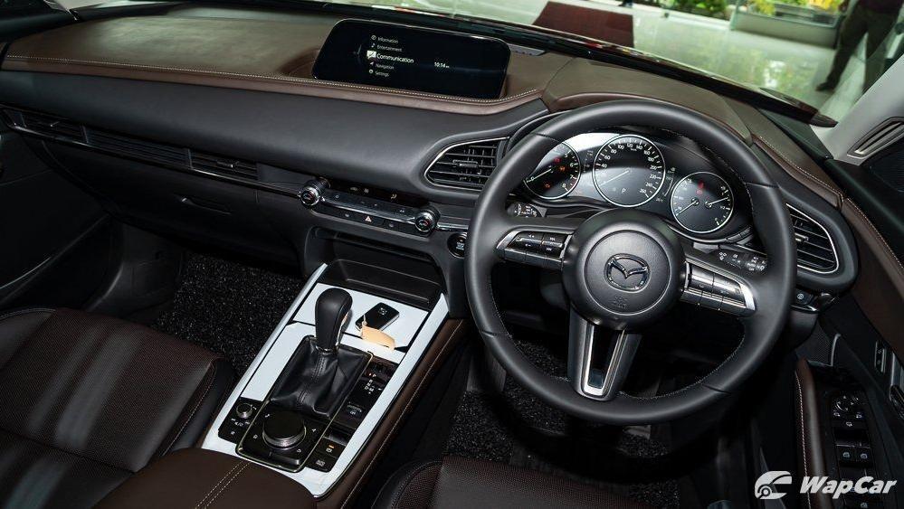 2020 Mazda CX-30 SKYACTIV-G 2.0 Interior 059