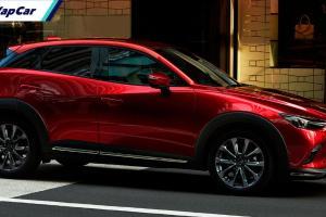 Mazda CX-3 2021 ditambah ADAS, Android Auto & Apple CarPlay, harga dari RM 131,000