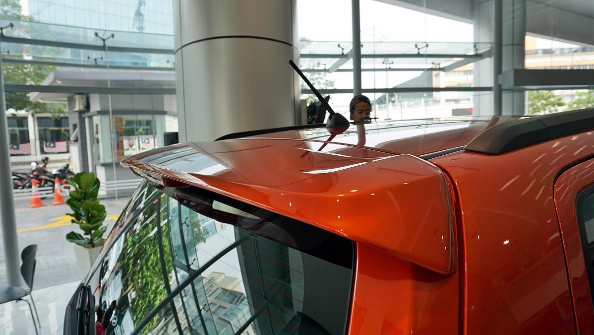 2019 Perodua Axia Style 1.0 AT Exterior 061