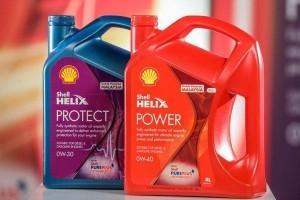 Shell Helix baru diperkenalkan! Lebih kuasa dan perlindungan untuk enjin anda!
