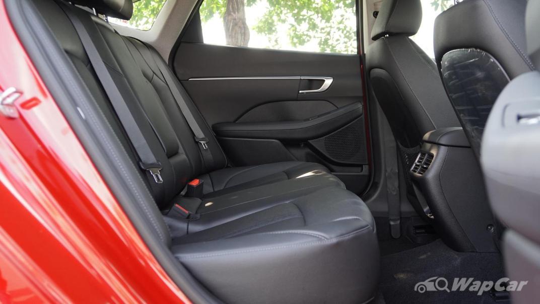 2020 Hyundai Sonata 2.5 Premium Interior 030