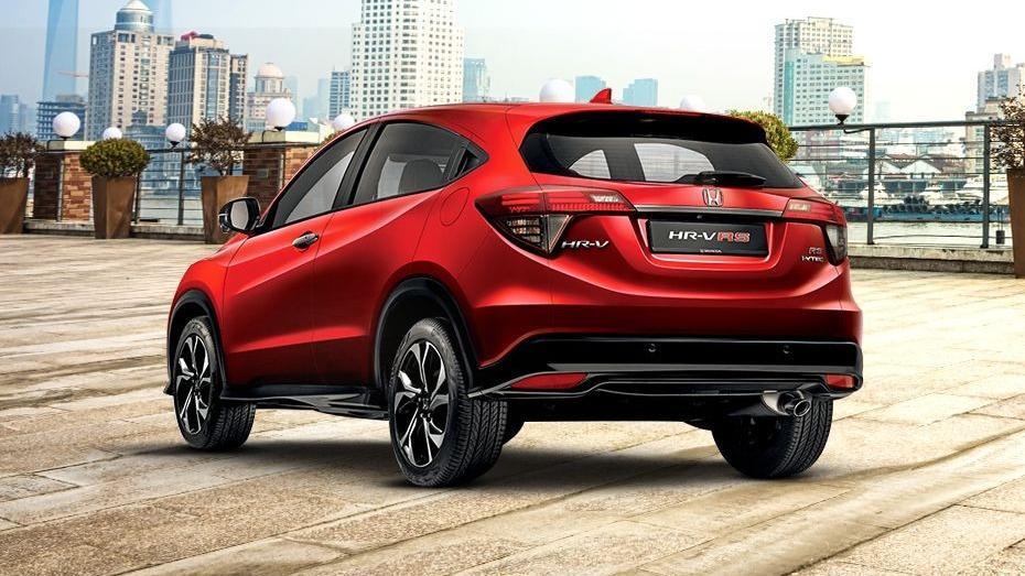 Honda HR-V (2019) Exterior 004